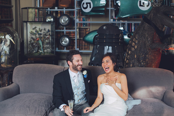 A wow-factor wedding full of fun!