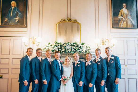 A beautiful bright wedding in sunny Essex