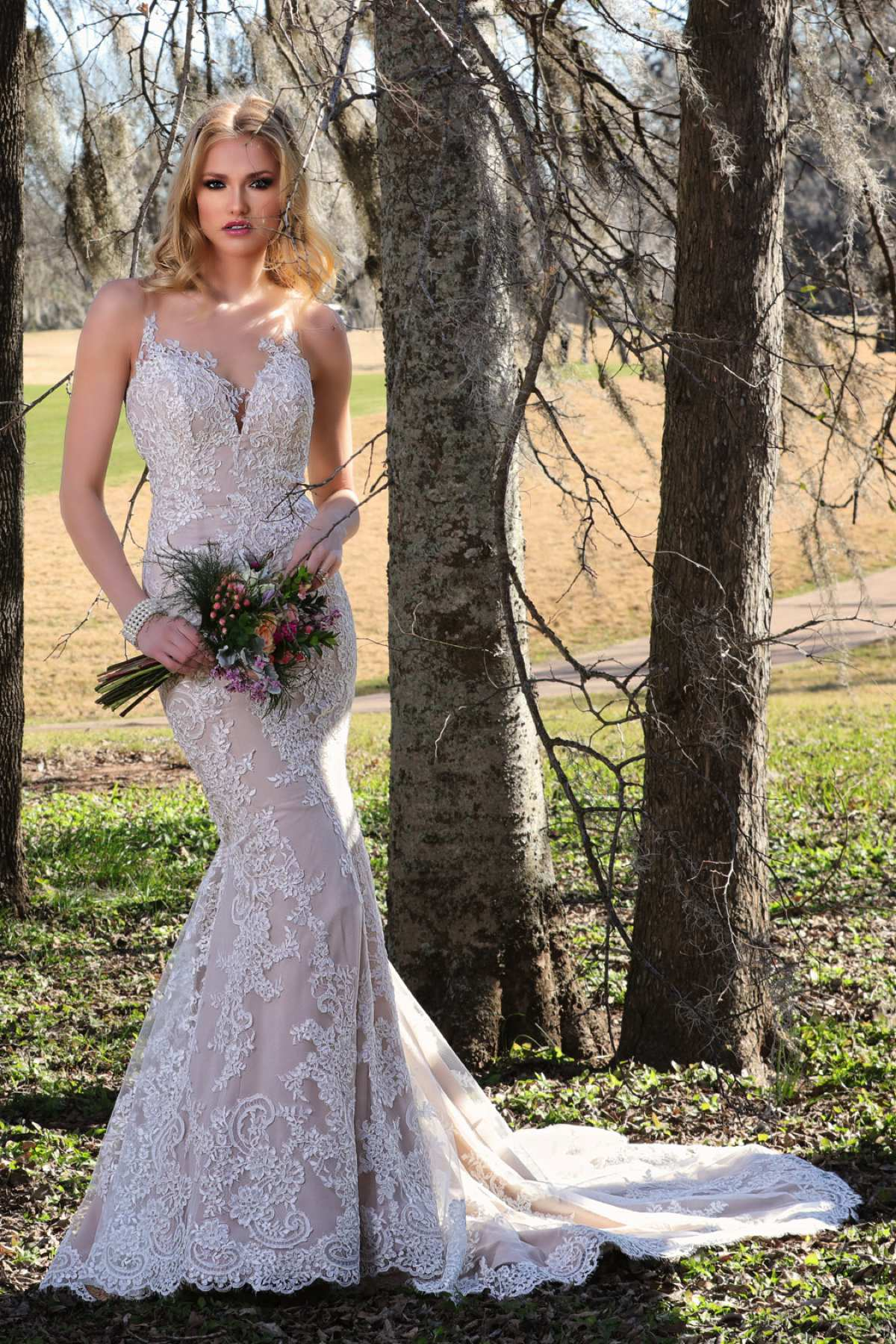 68756701ea The hot new collection from Ashley and Justin Bride - Love Our Wedding