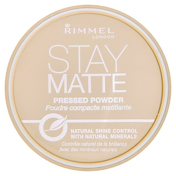 Wedding make-up products - Rimmel stay matte
