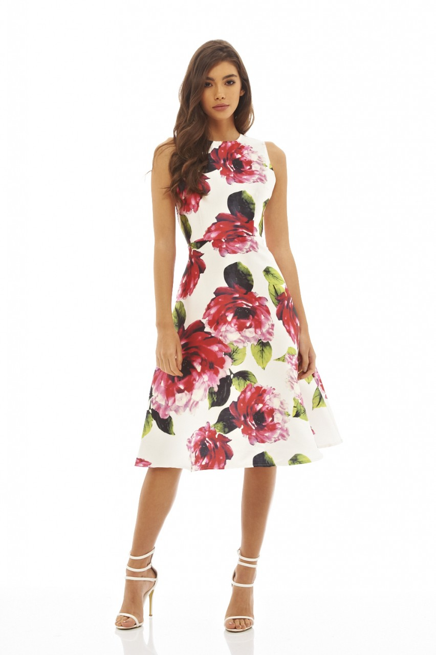 c829f401581 We share our favourite wedding guest dresses from the high street this  season…