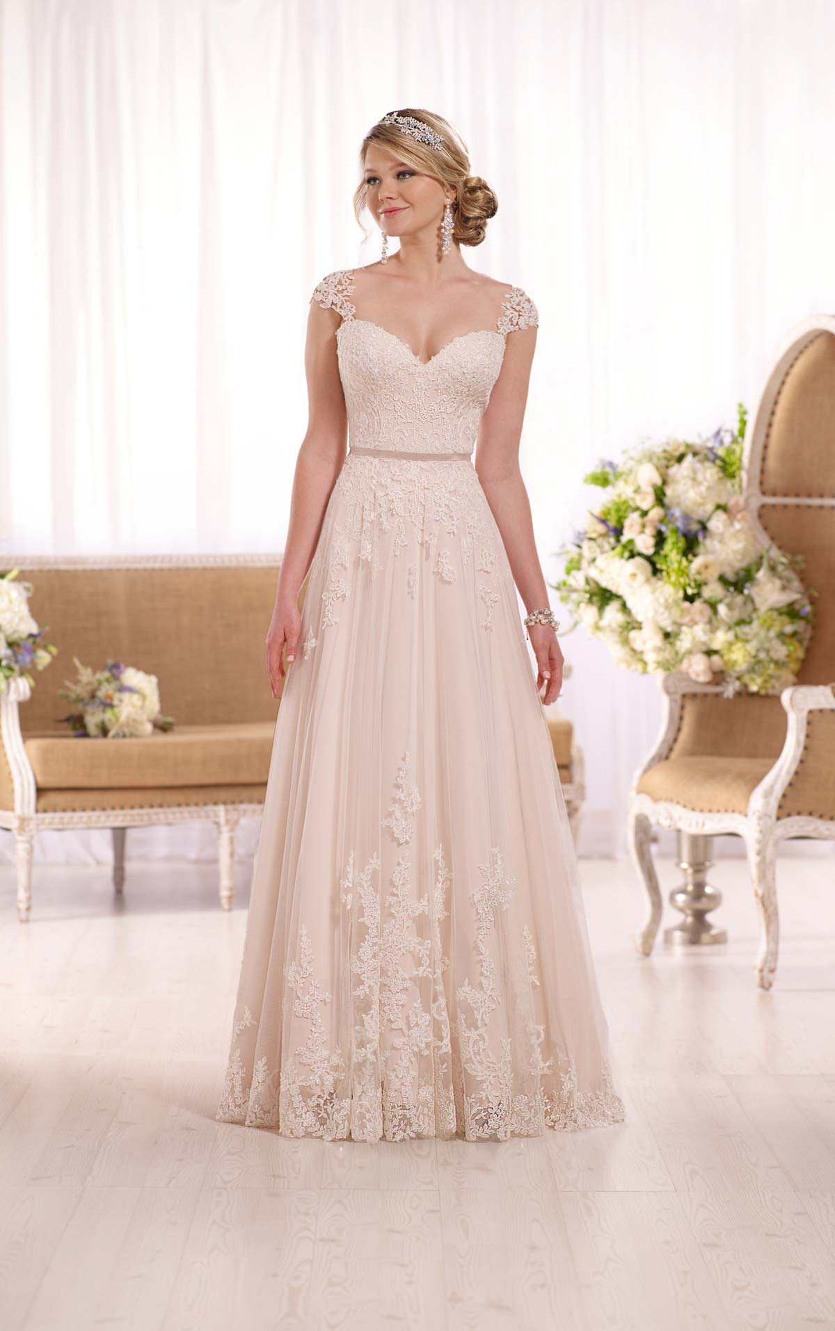 Love our wedding sponsor wedding dress of the year 2016 for Picture of a wedding dress
