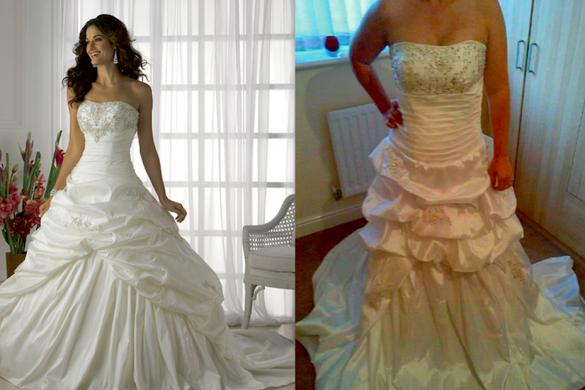 Wedding Dress Sample Sale March 2016