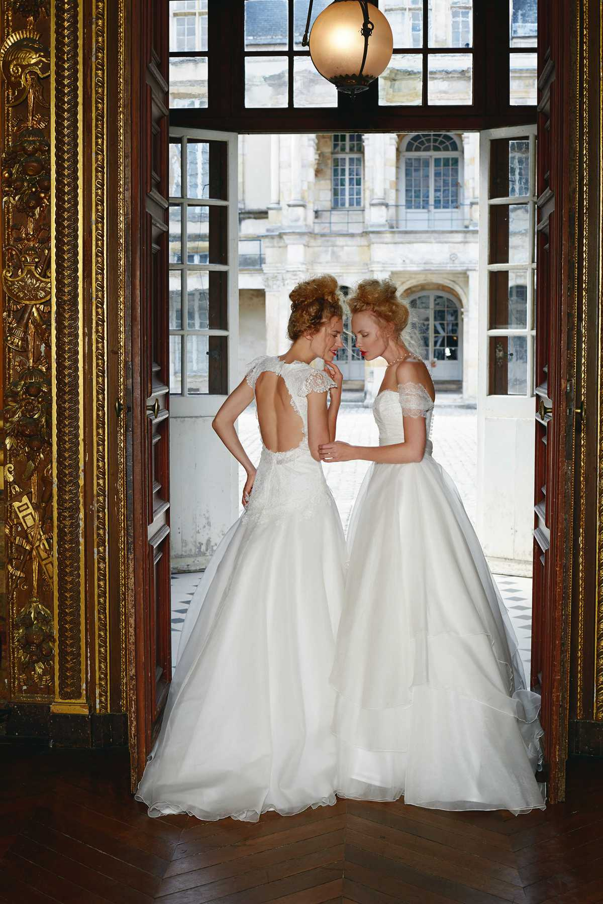 A chic dress collection from Cymbeline Paris - Love Our Wedding