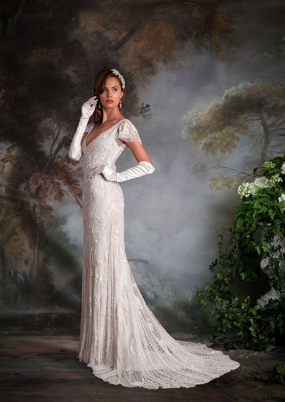 The a z of wedding dresses love our wedding for Wedding dresses less than 300