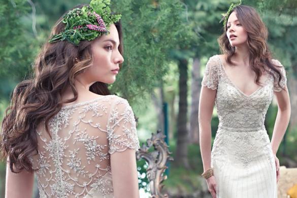 Maggie Sottero preview at Creatiques Bridal Boutique