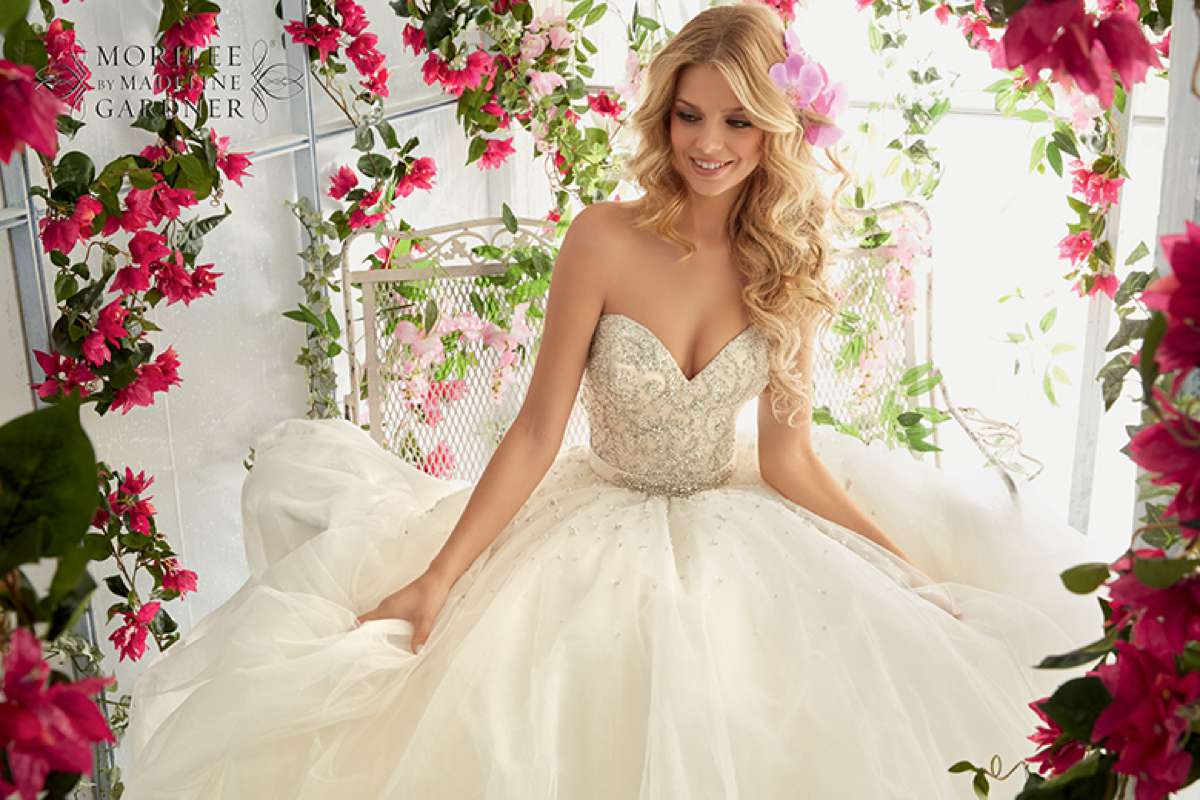 Find Your Dream Dress At Mori Lee