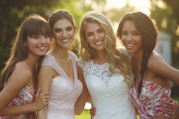 dressing your bridesmaids