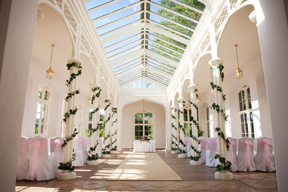 Country House WeddingsSA - Orangery Interior (A)