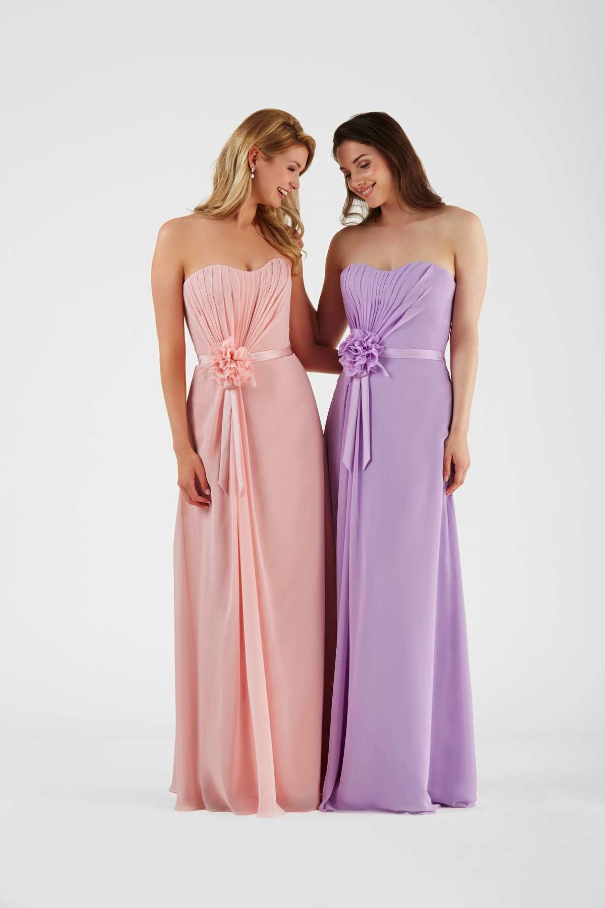 Beautiful bridesmaid gowns from EbonyRose Designs - Love ...