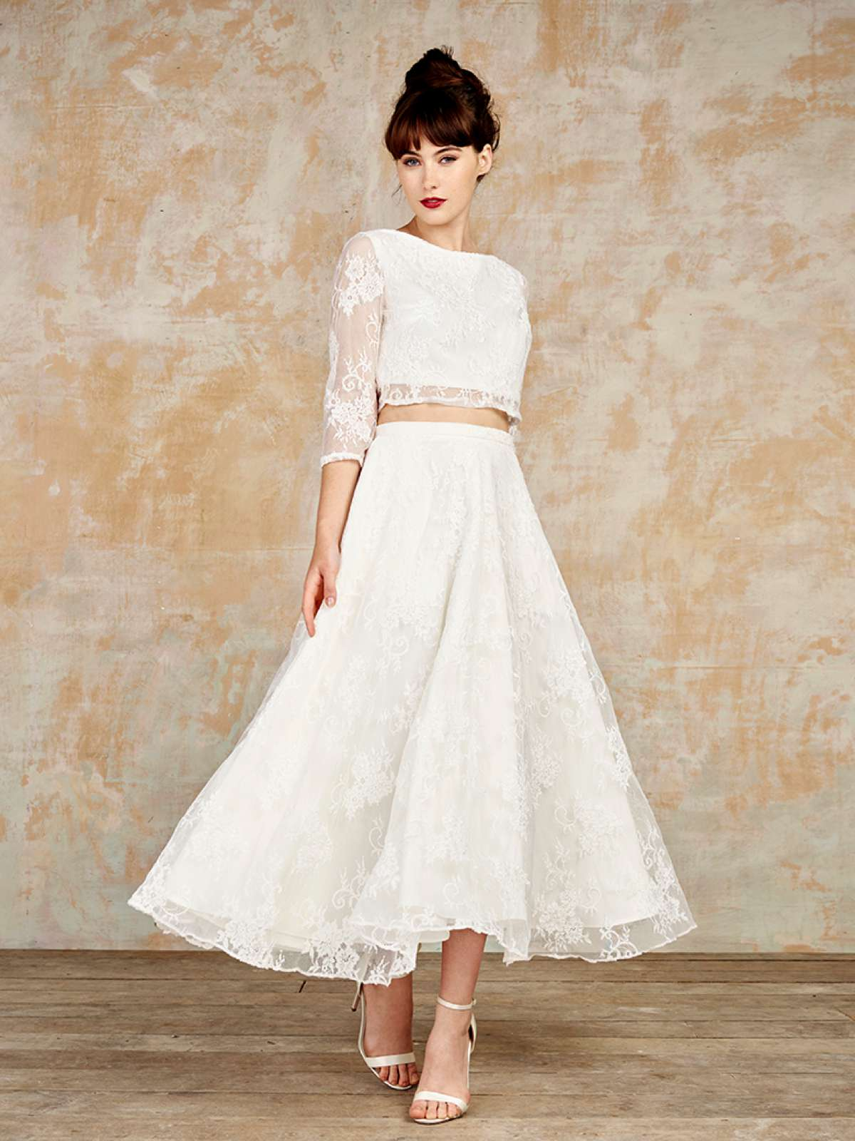House Of Ollichon Le Faye Skirt And Top