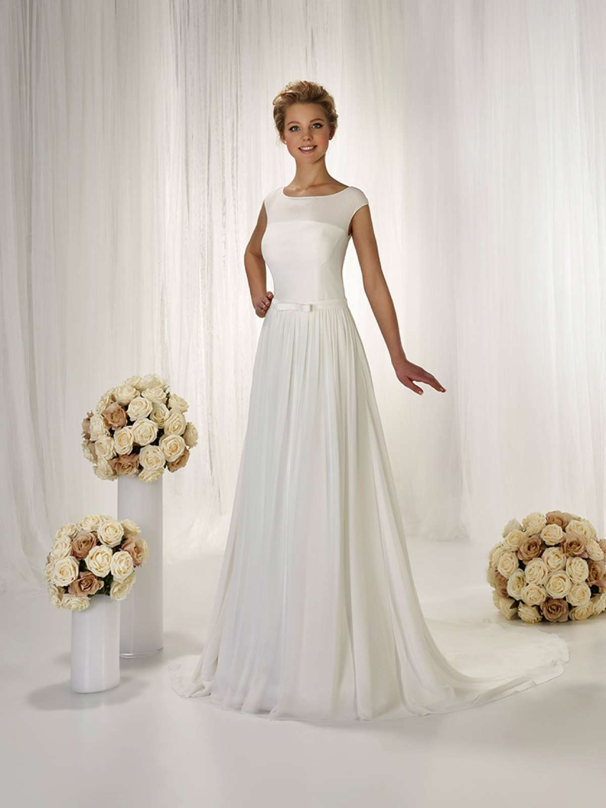 Find A Wedding Dress To Suit Your Shape!