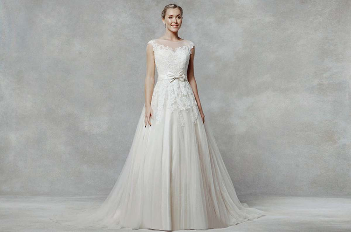 Find a wedding dress to suit your shape! - Love Our Wedding