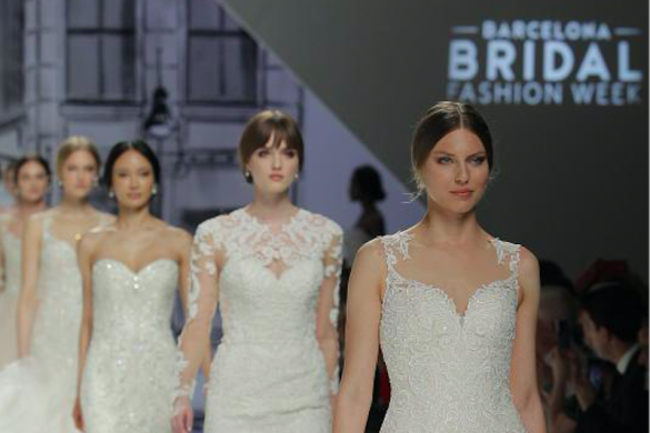 Bridal trends for 2017