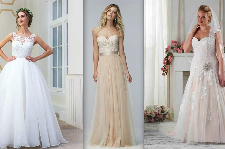Your perfect wedding dress