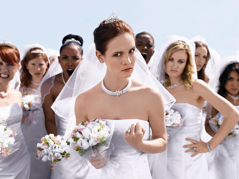 Are you a bridezilla?