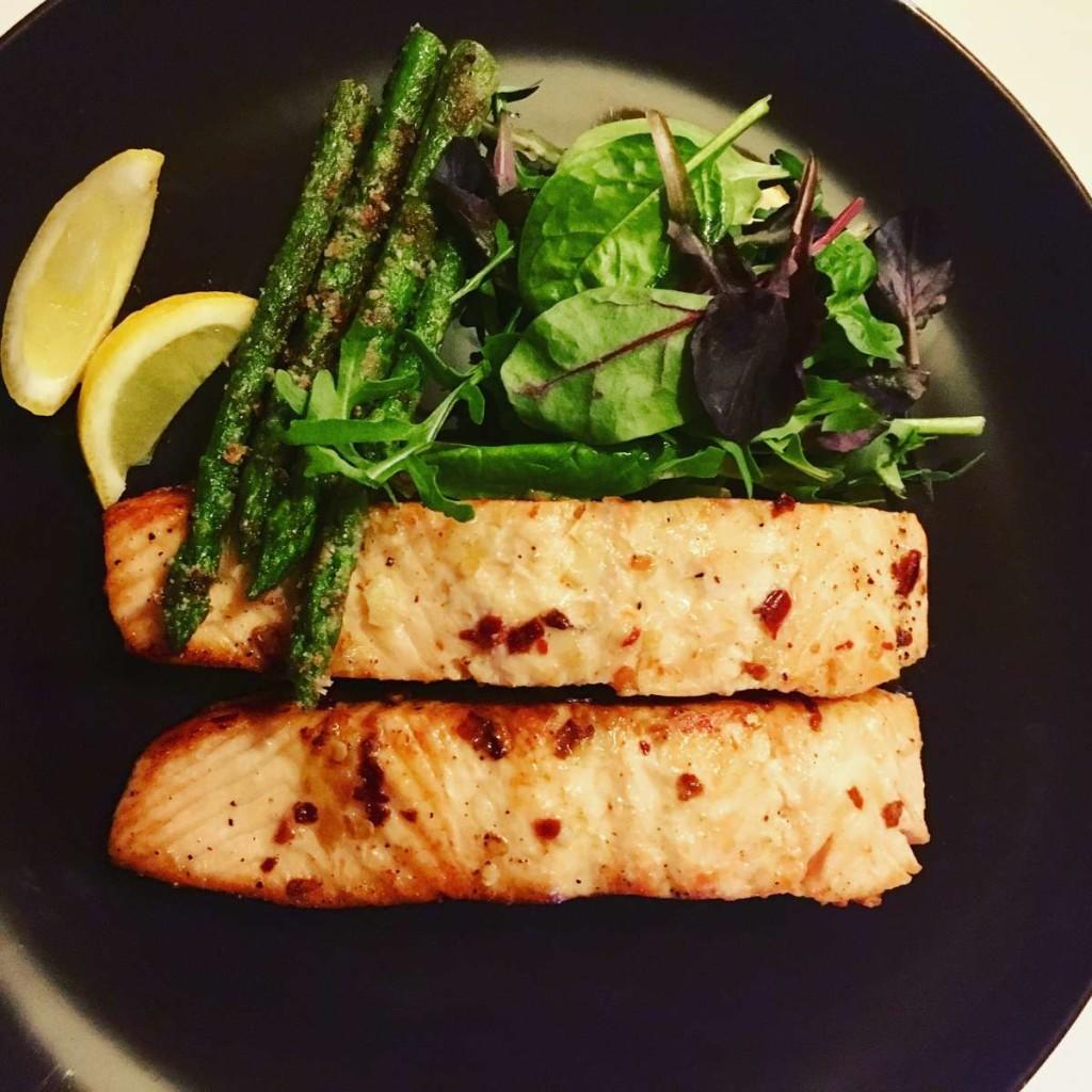 160622 - THE BODY CONFIDENCE PROGRAM - Cajun Salmon