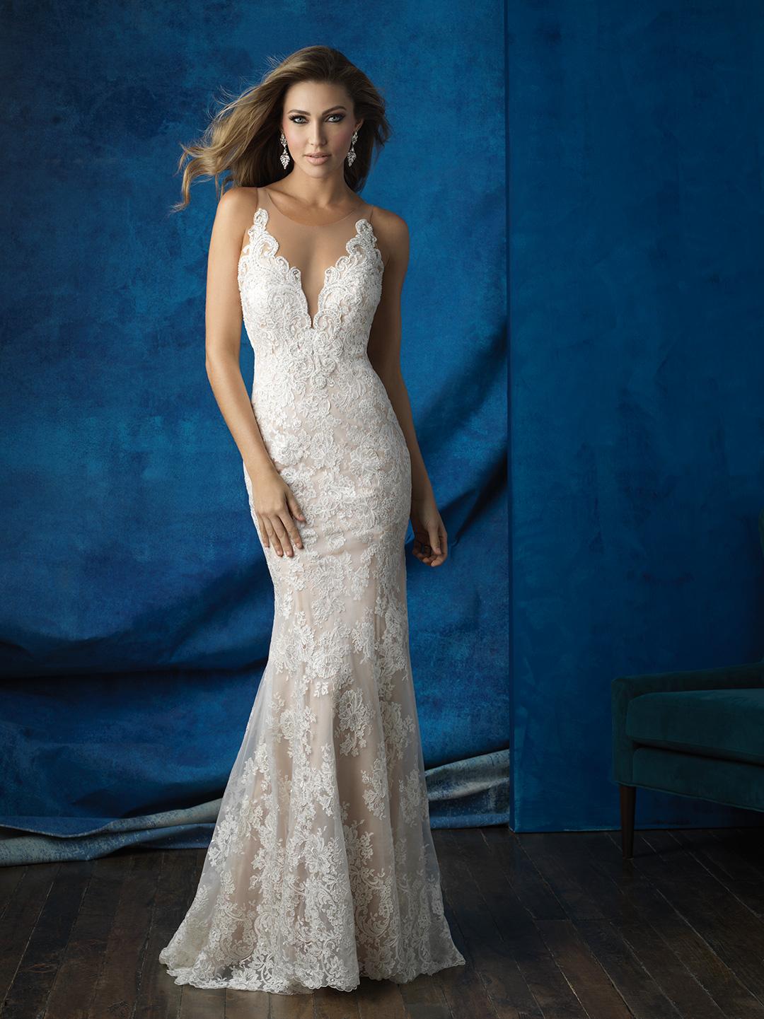 Allure wedding dress p930-055a