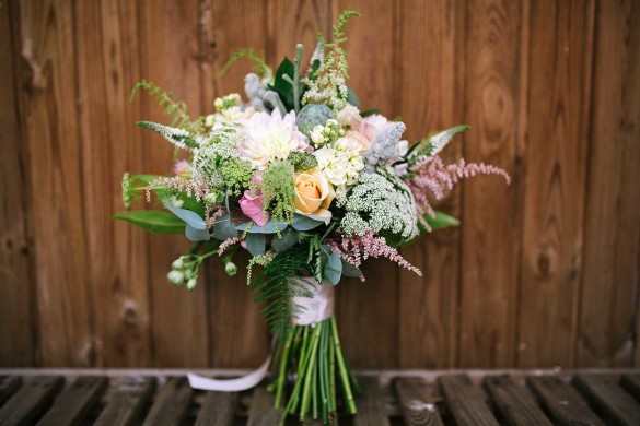 Wedding bouquets - Cheshire Wedding Photographer