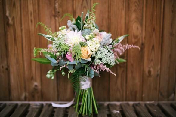 Wedding bouquets - Cheshire Wedding Photographer