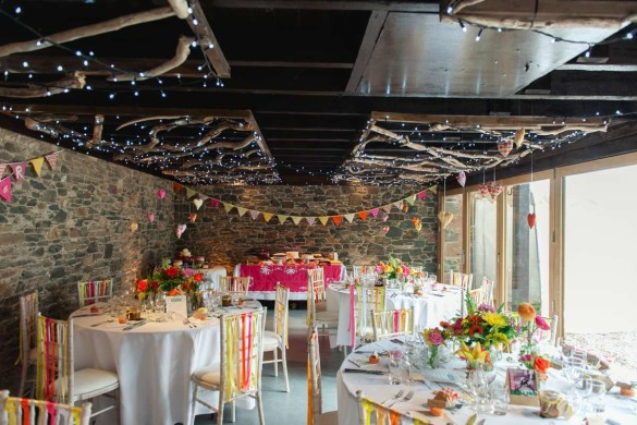 Transform a plain venue