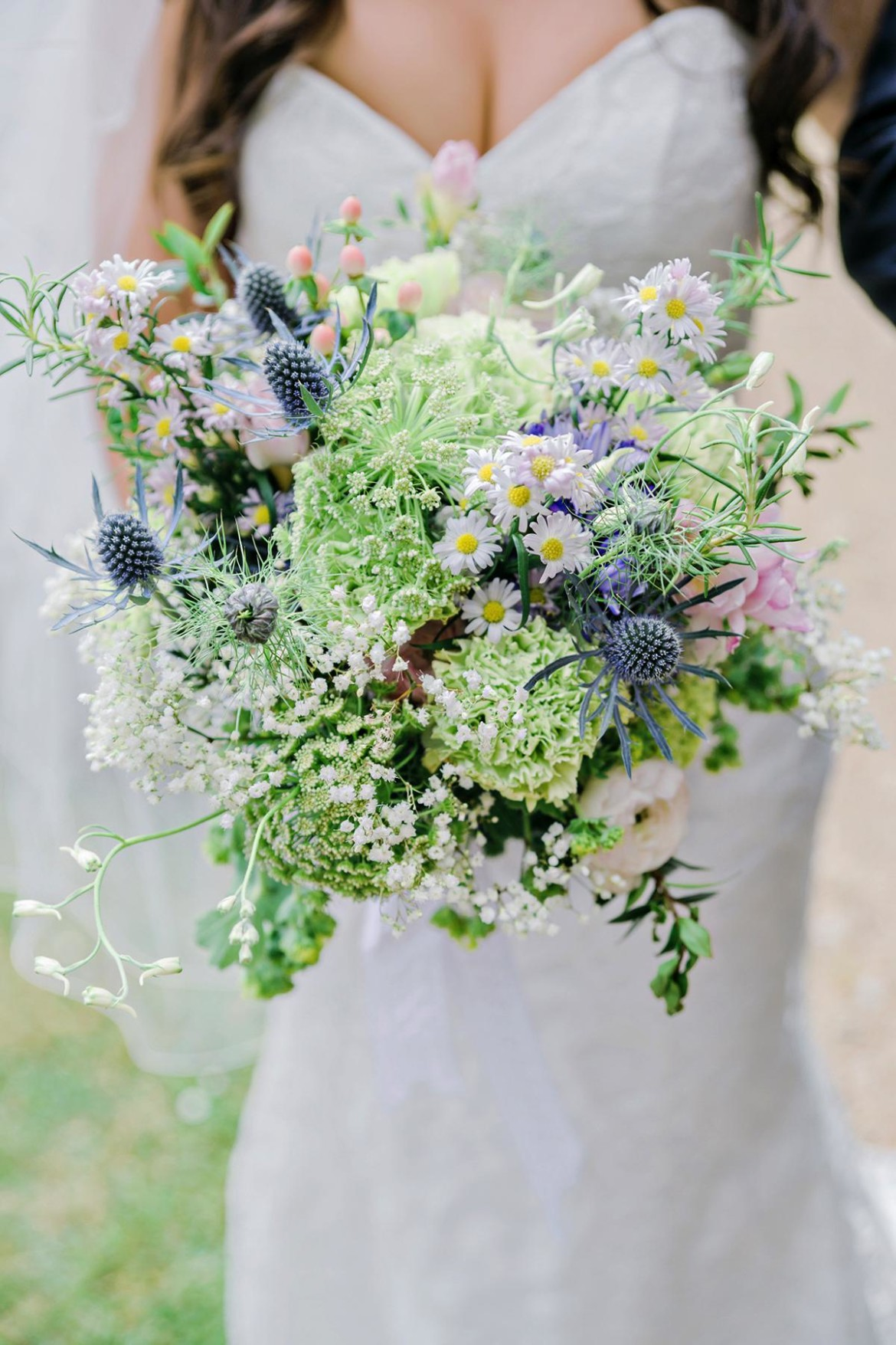 An English country garden wedding - Love Our Wedding