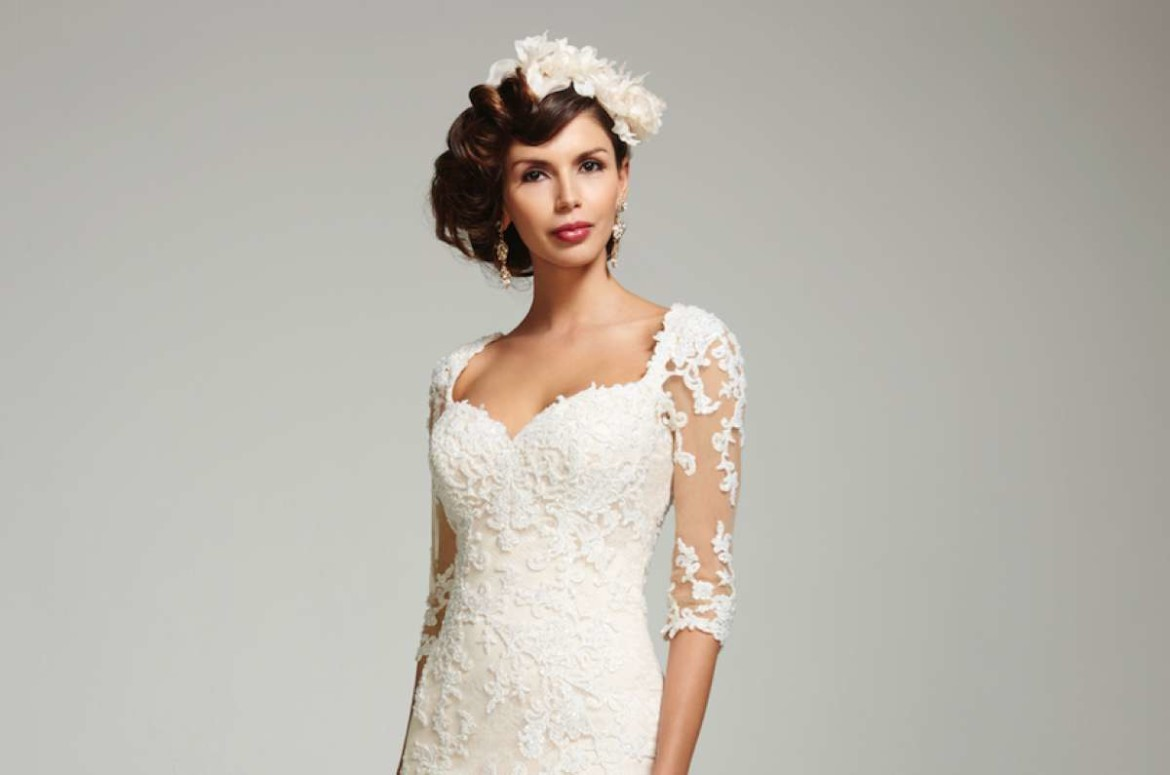 Matthew Christopher bridal collection