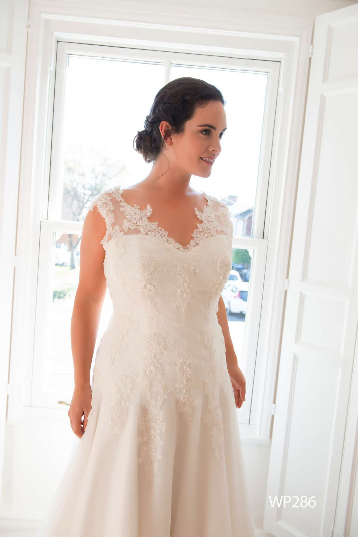 The Stunning Plus Size Collection From White Rose Bridal