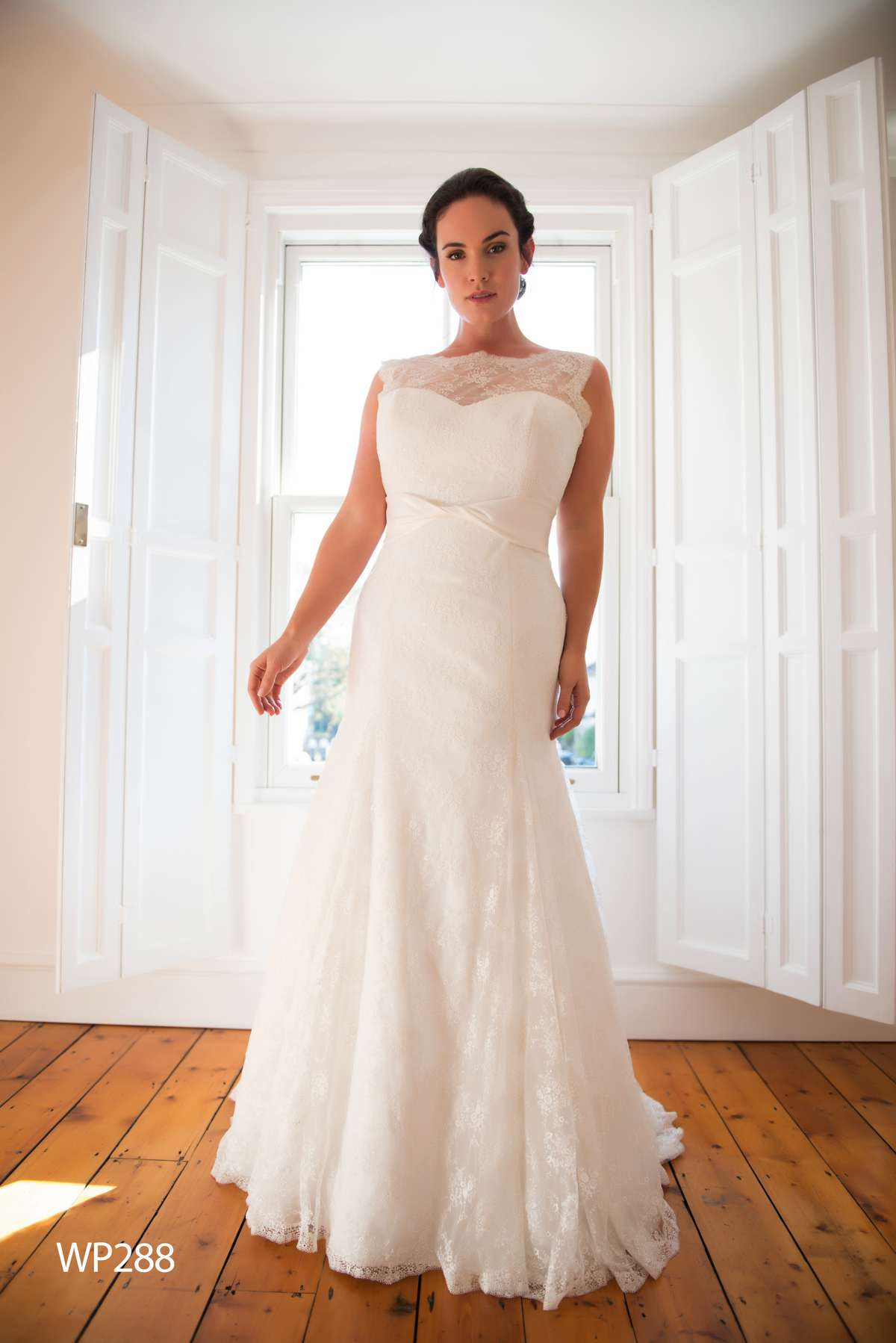 White Rose Wedding Dress 828 : The stunning plus size collection from white rose bridal