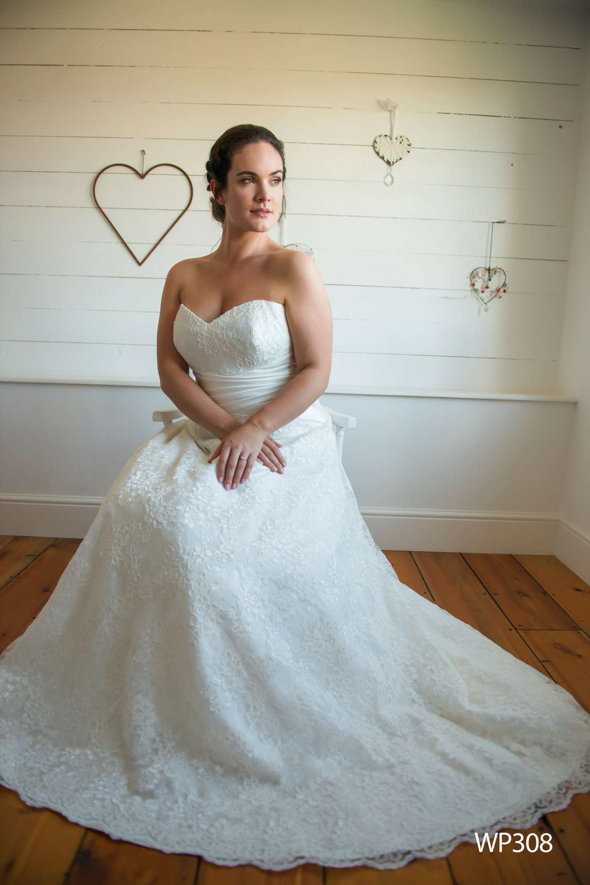 The stunning plus-size collection from White Rose Bridal - Love Our ...