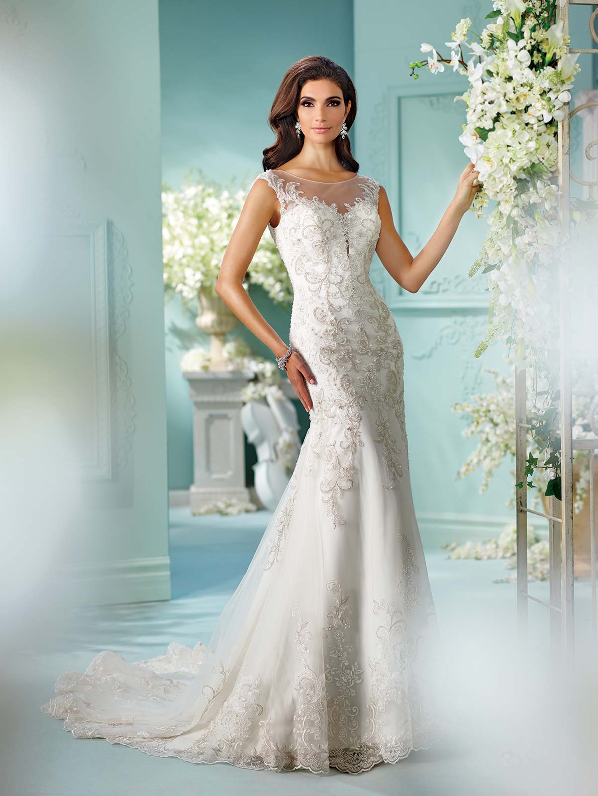 1af66c40231 You ll love the dazzling collection by David Tutera for Mon Cheri…