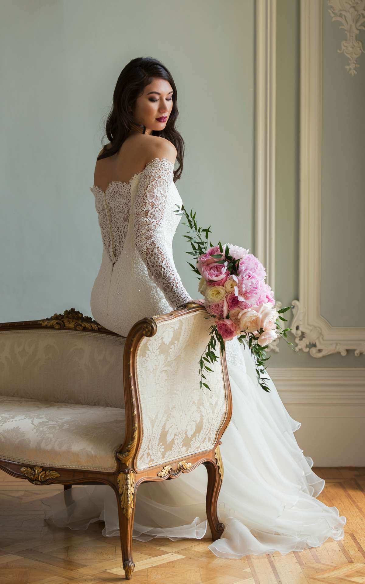 The divine 2017 collection from Augusta Jones - Love Our Wedding