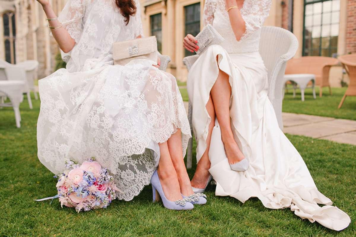 5 главных тенденций свадебной моды
