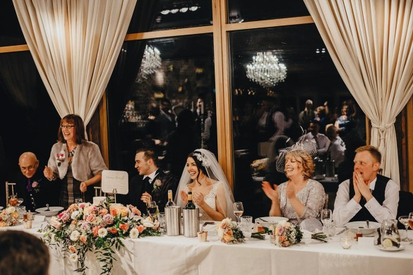 A sensational, chic wedding!