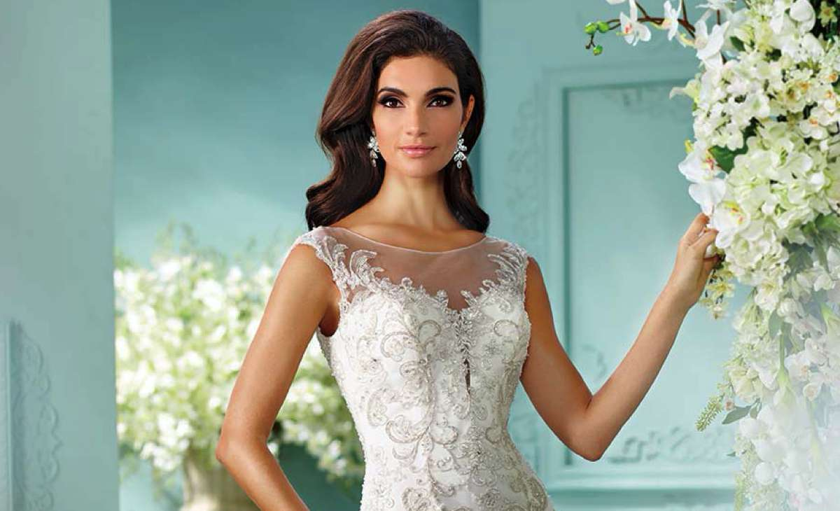 5407fcd5eb0 Red-carpet glamour from David Tutera - Love Our Wedding
