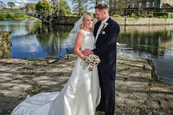 Real Bride Leanne