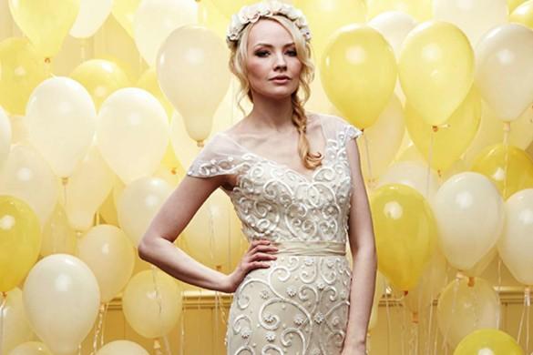Daisy bridal