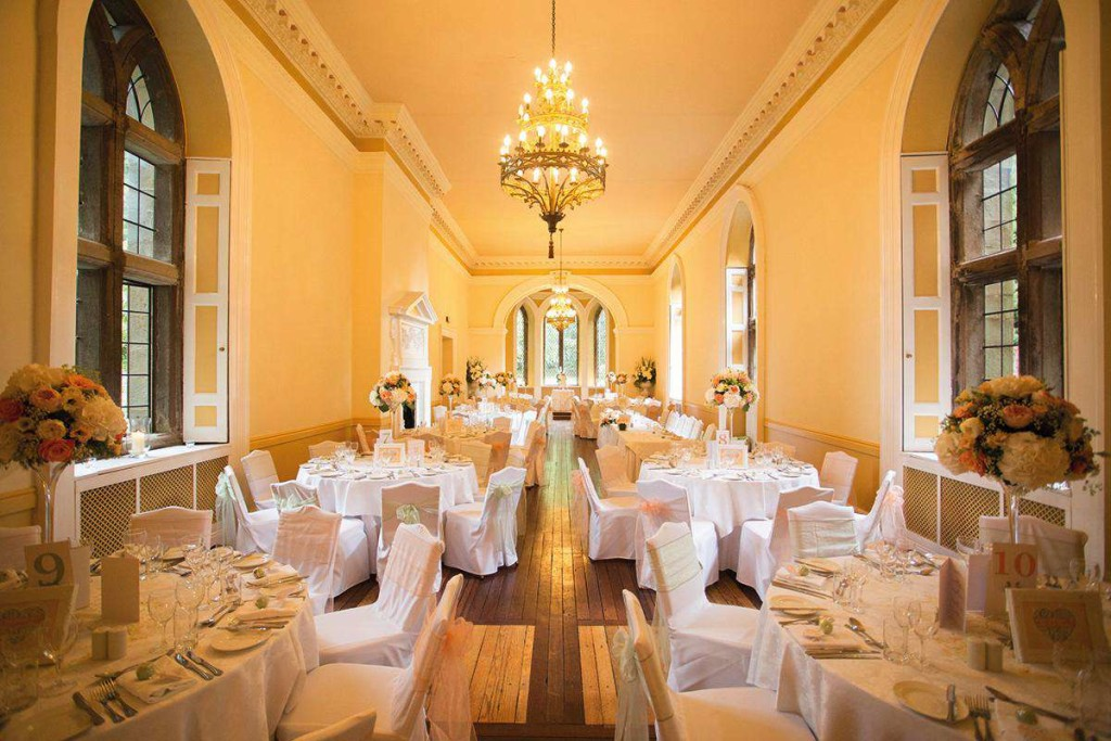 venue_Country House WeddingsCC - Ballroom Wedding Breakfast (A)