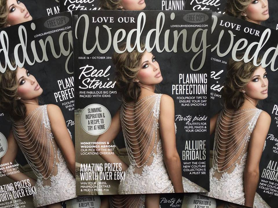 Allure Bridals cover