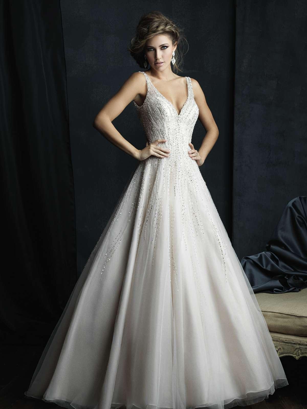 Harrogate Bridal Show Trends - Allure Bridals
