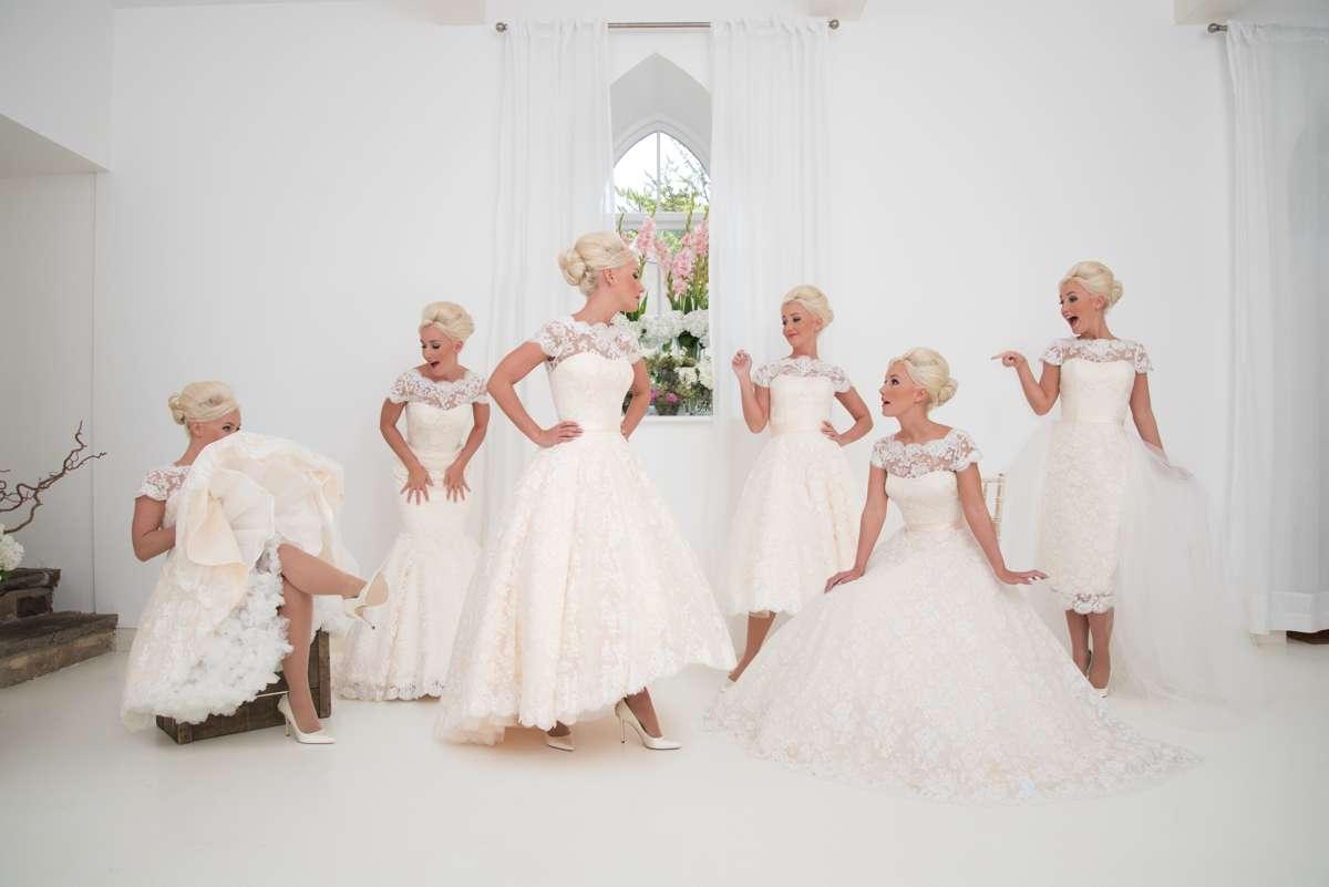 House of Mooshki wedding dress designs
