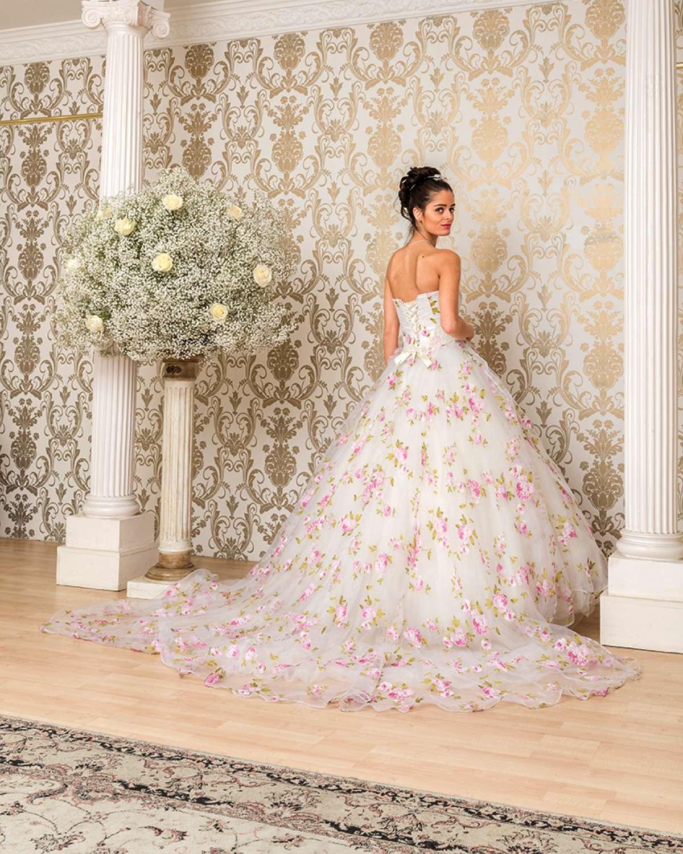Harrogate Bridal Show Trends - Mojgan Bridal