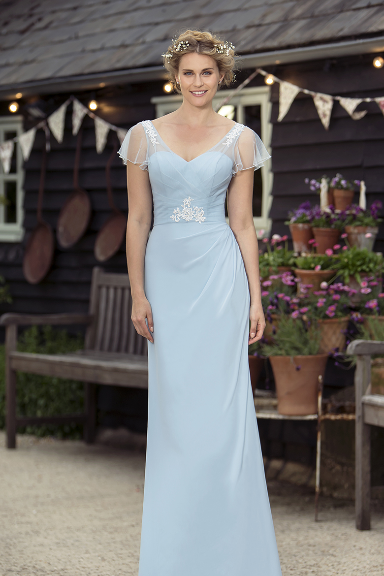 Beautiful bridesmaid dresses for every season - Love Our Wedding