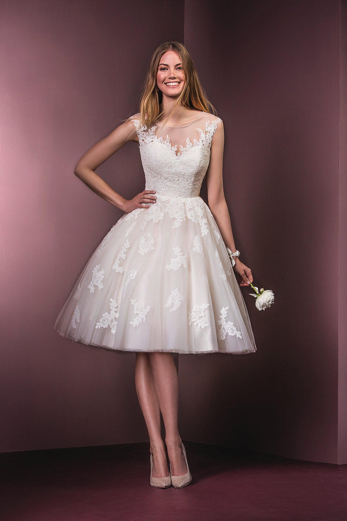 Wow-factor wedding gowns from Ellis Bridals - Love Our Wedding