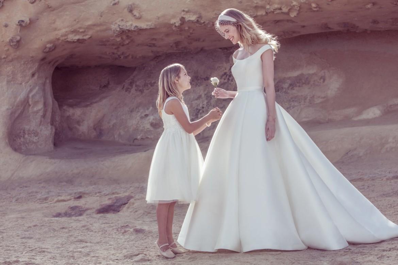 Wedding gowns from Ellis Bridals