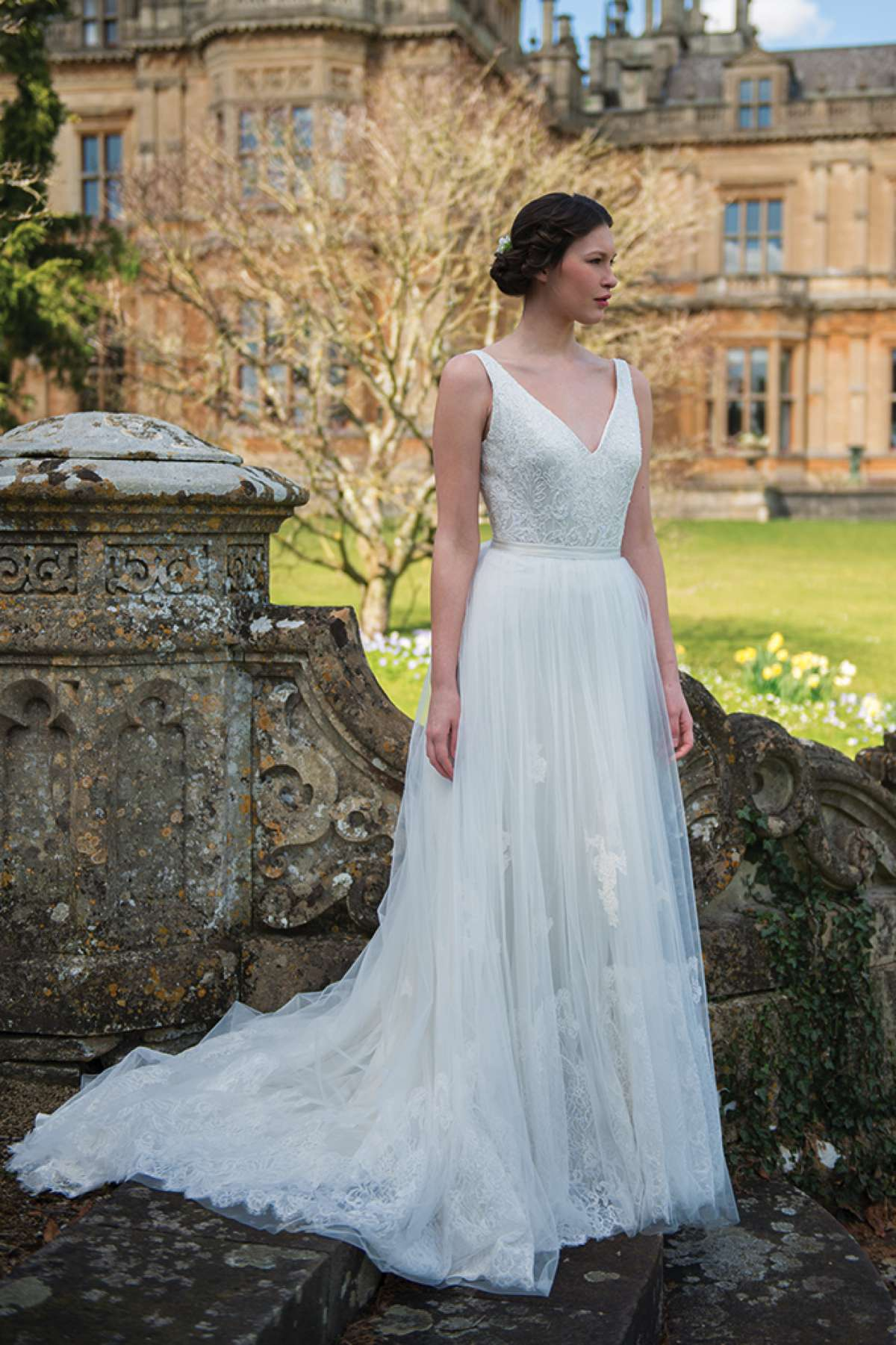 Gorgeous gowns and bridal separates from Ivory & Co - Love Our Wedding