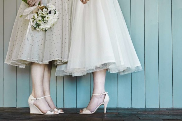 Win your wedding shoes from Rachel Simpson