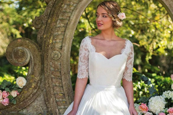 Wedding gowns and bridal separates from Ivory & co