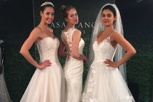 Harrogate Bridal Show Trends