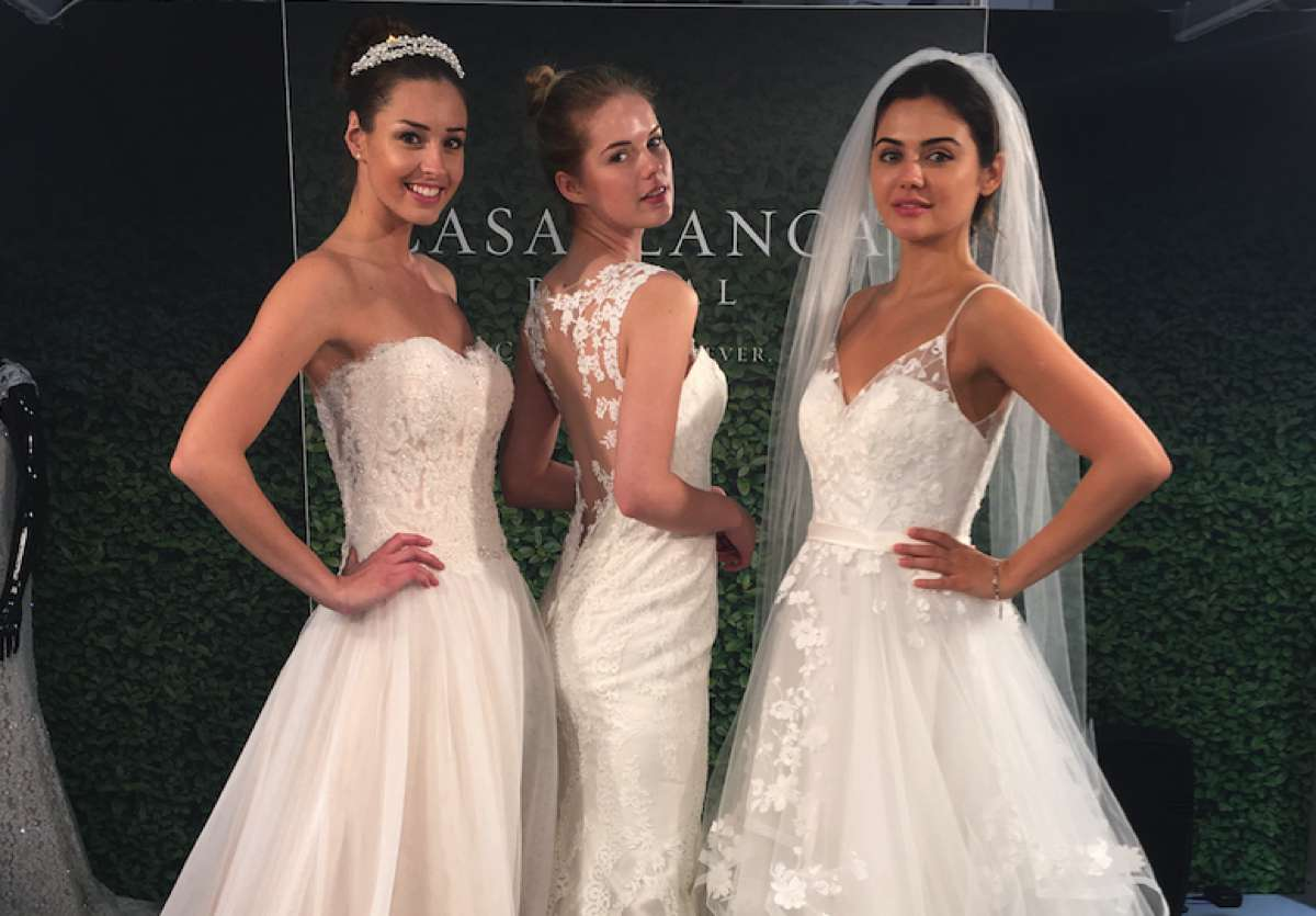 Trend report: The Harrogate Bridal Show 2016 - Love Our Wedding